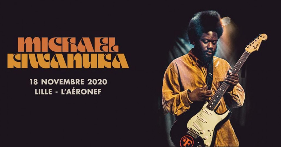Michael Kiwanuka + Guest ∙ L'Aéronef