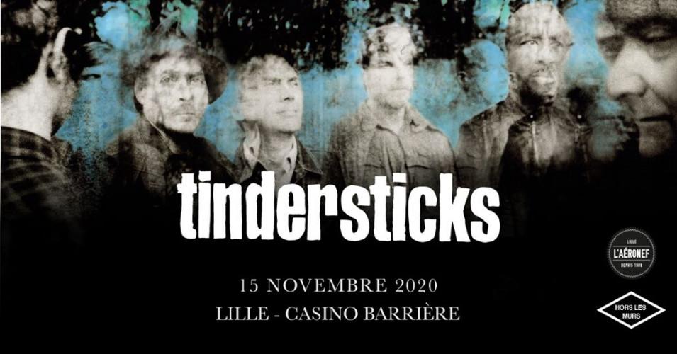 Tindersticks ∙ Casino Barrière Lille