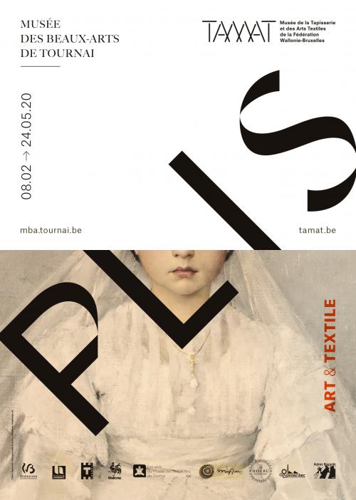 Exposition PLIS. Art & Textile