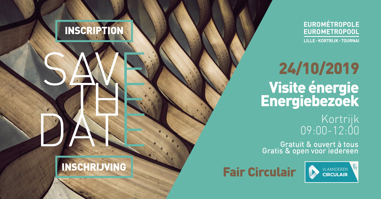 Visite énergie / Energiebezoek