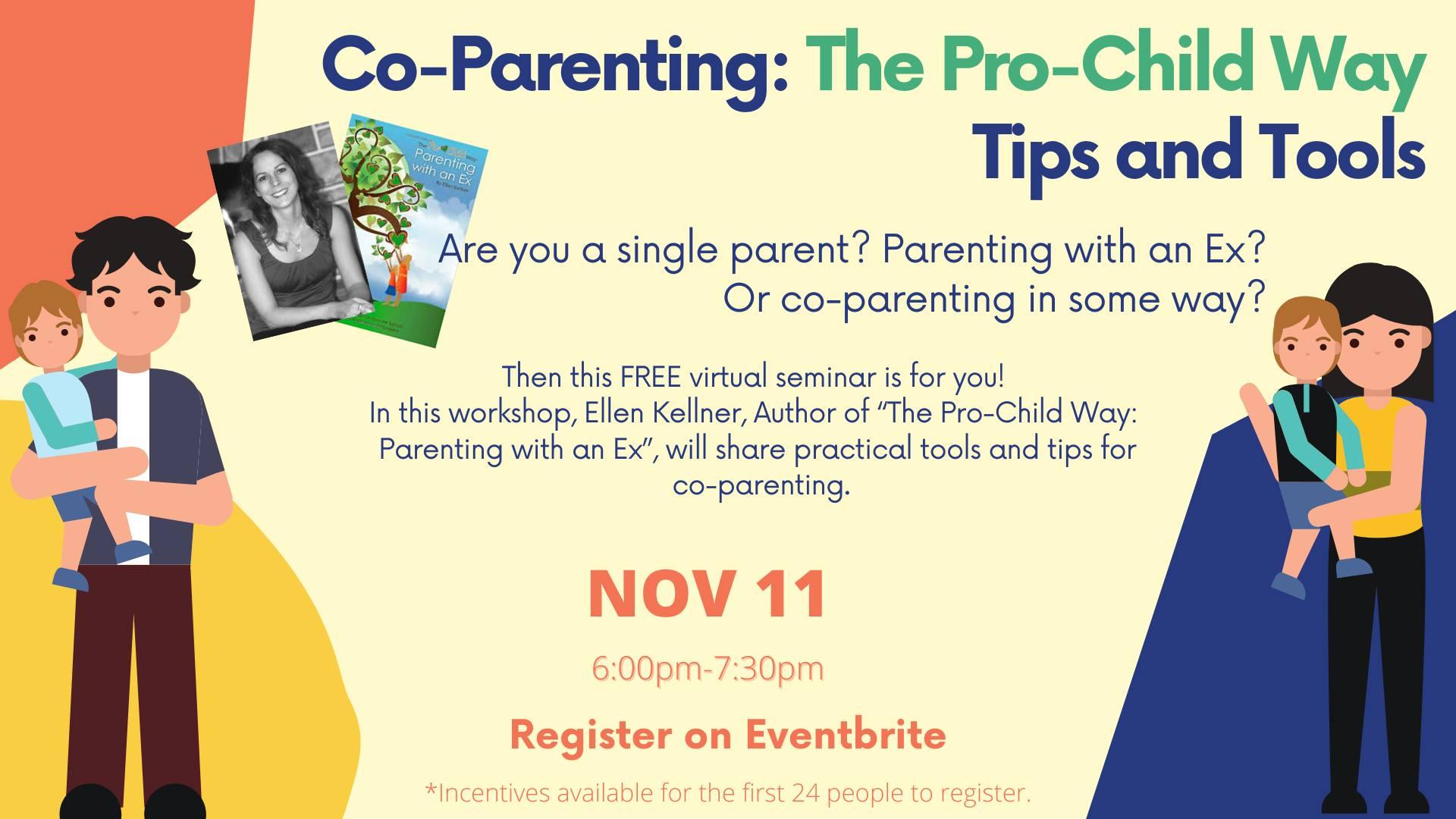 Co-Parenting Workshop @ Virtual