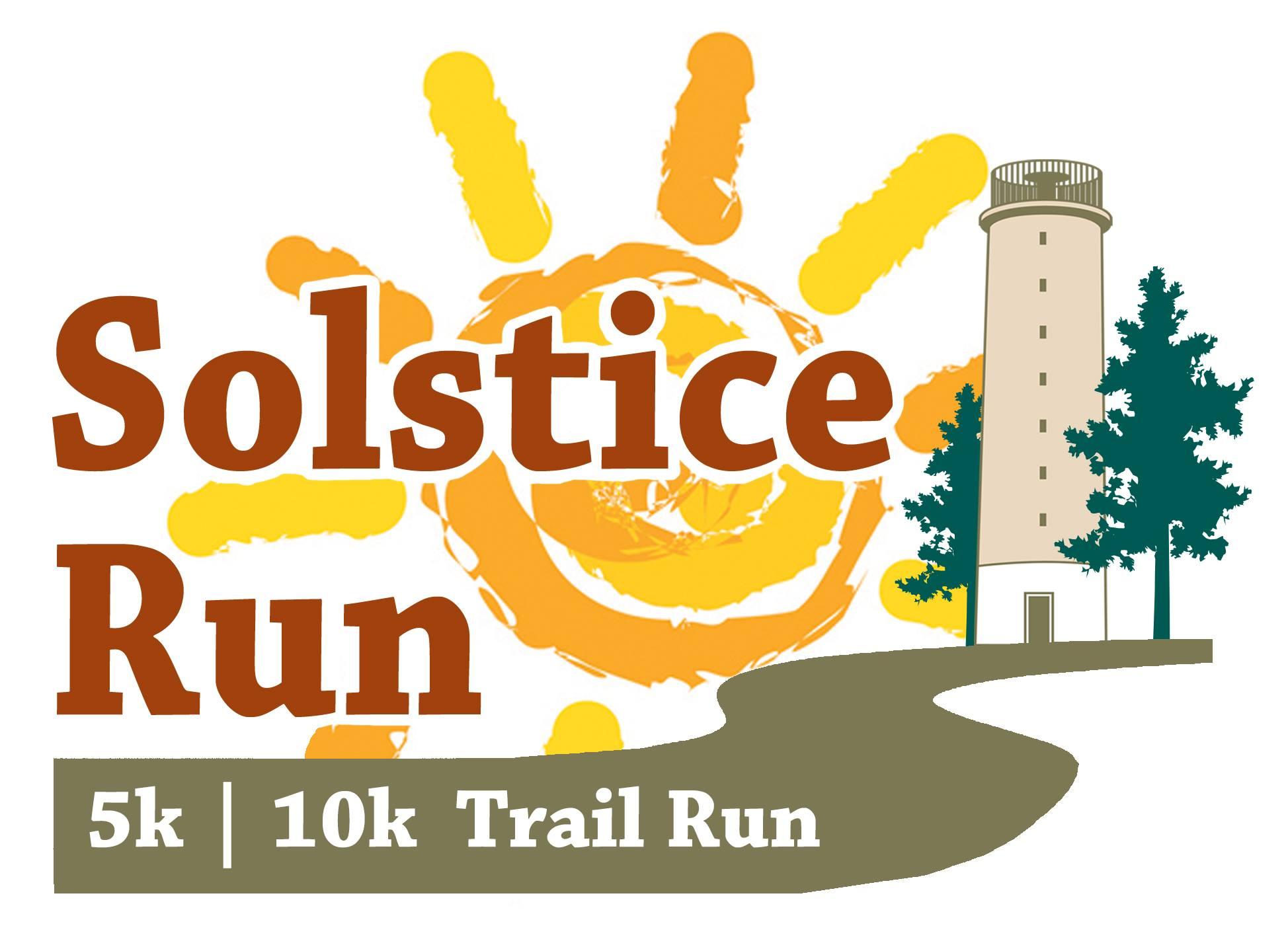 Solstice Run @ Clarence Schock Memorial Park at Governor Dick