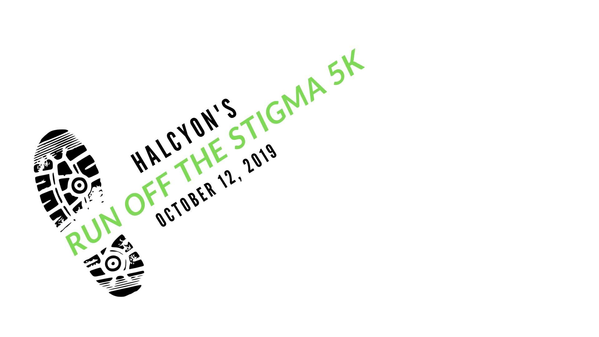 Run Off the Stigma 5K Run/Walk