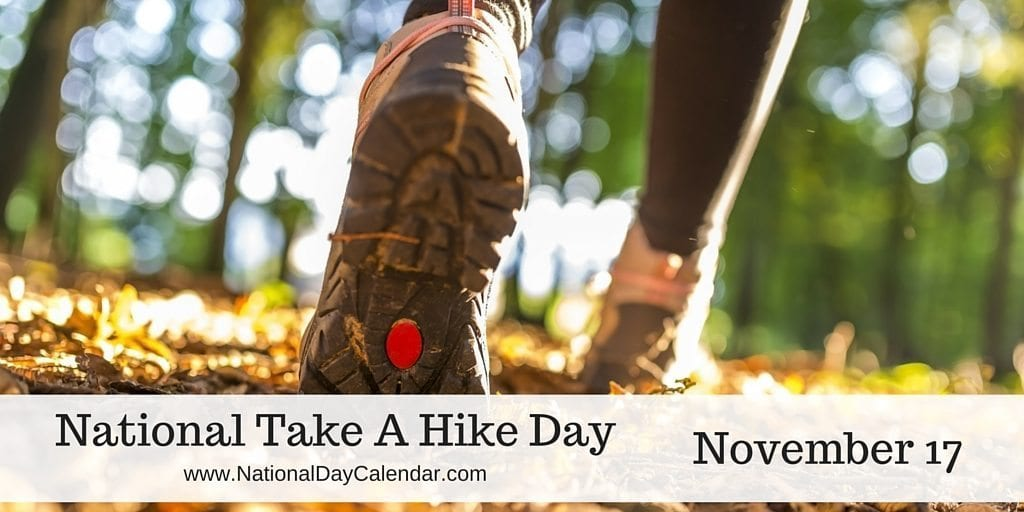 National Take a Hike Day @ Governor Dick Park
