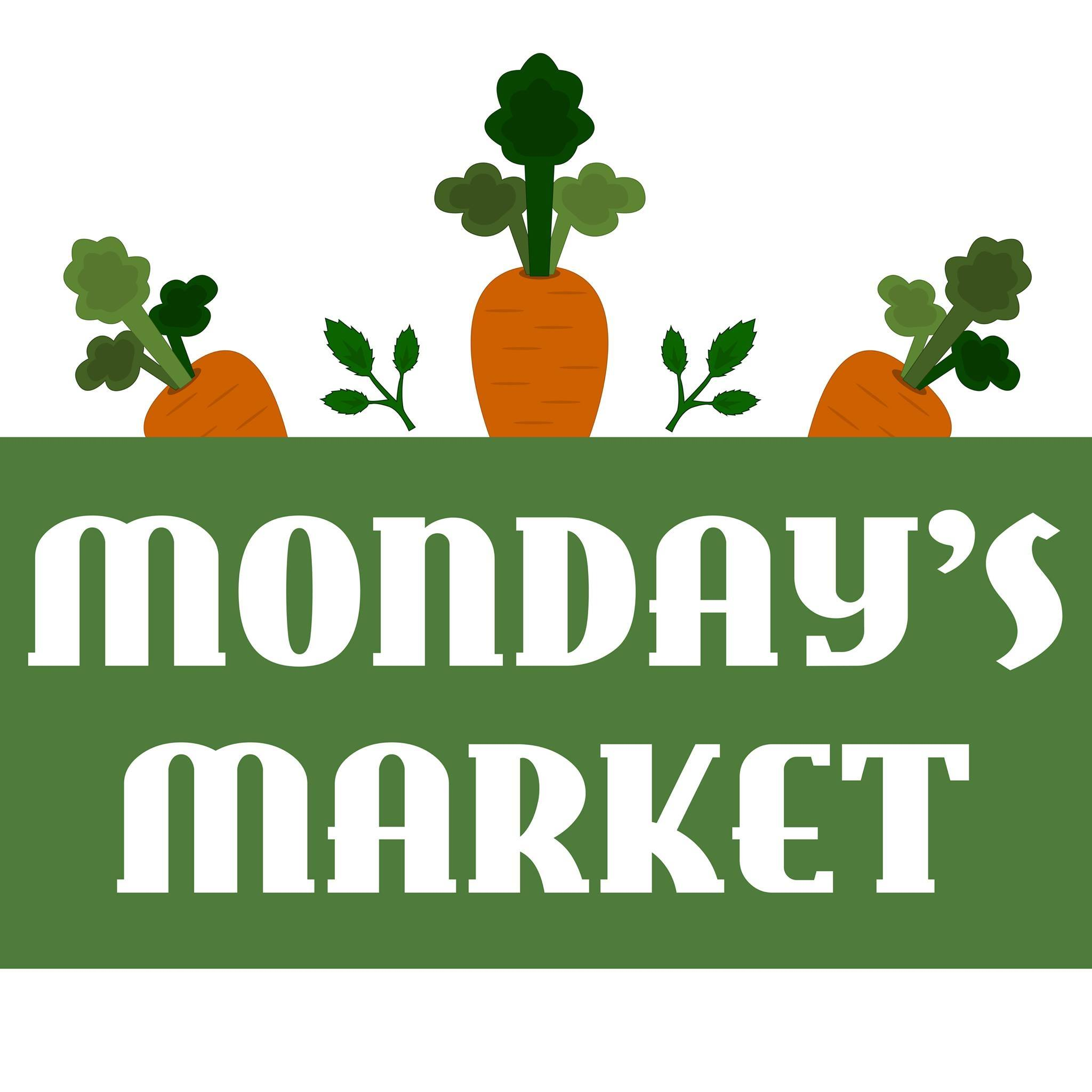 Monday's Market @ Lebanon YMCA