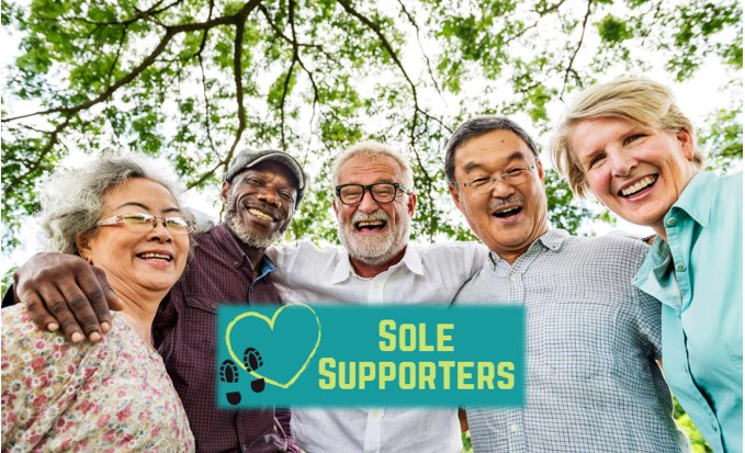 Sole Supporters (Walking Group) @ Various locations.