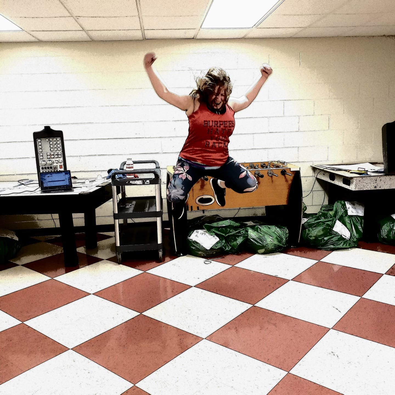 Free Community Dance Fitness Classes @ Scott Church's Living Room