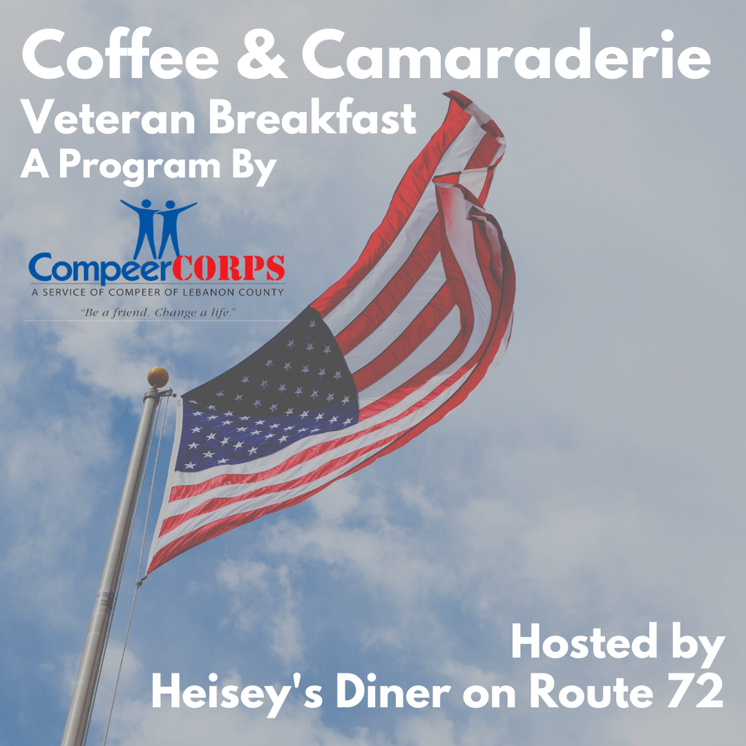 Coffee & Camaraderie Veteran Breakfast