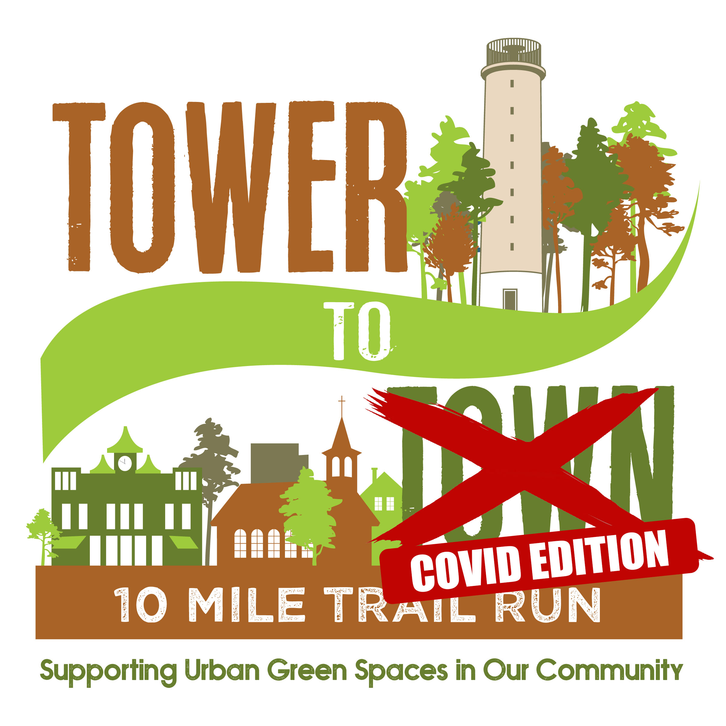 Tower to Town Race 2020