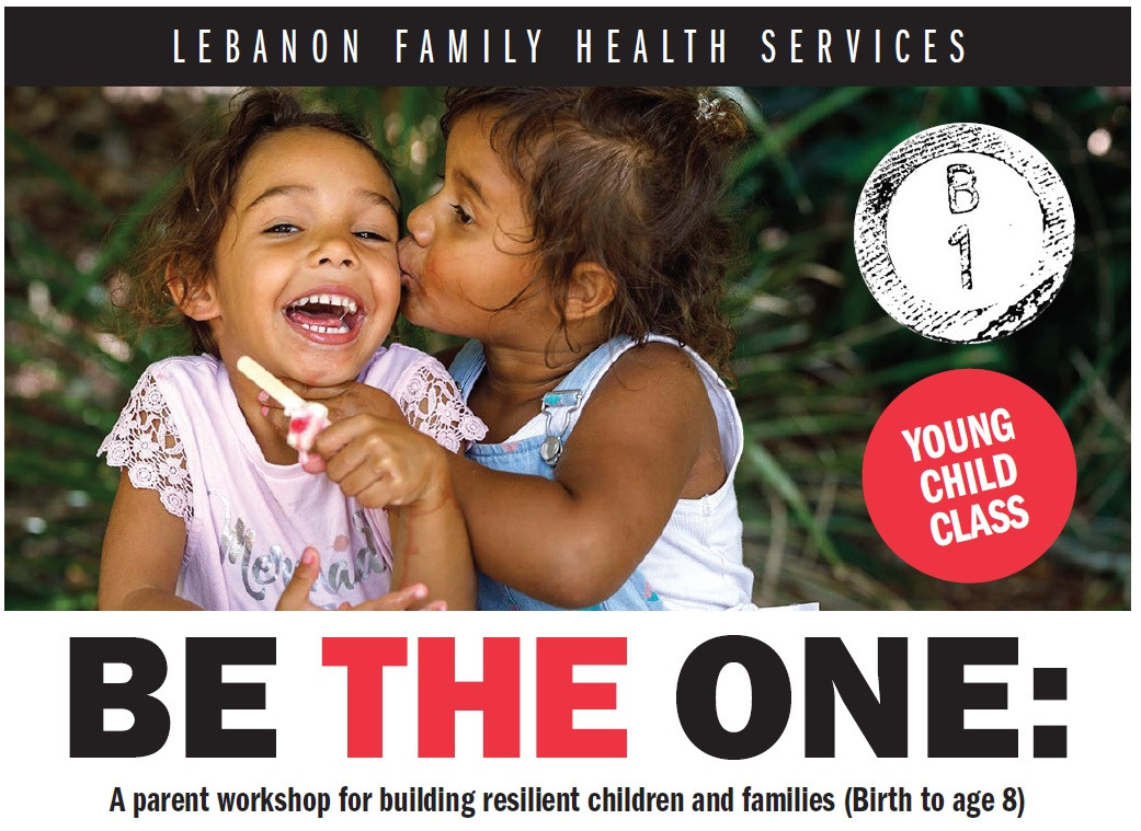 Be The One: Building Resilient Children and Families @ Northwest Elementary School