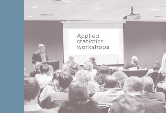 Applied statistics workshop