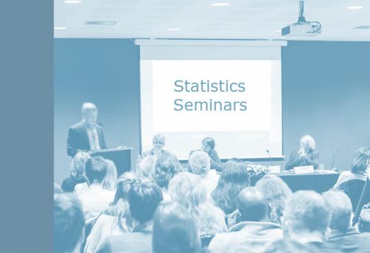 Statistics seminars  : Ernst Wit, (USI)