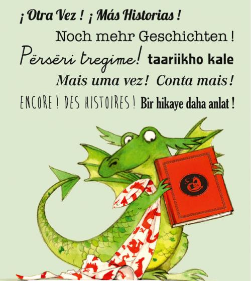 LivrEchange, bibliothèque interculturelle, Fribourg - Encore! Des histoires! - Vieux-Chênes