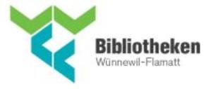 Bibliothek Wünnewil und Flamatt, Wünnewil - Geschichten in der Bibliothek Wünnewil