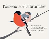 Bibliothèque régionale d'Avry - Exposition L'oiseau sur la branche