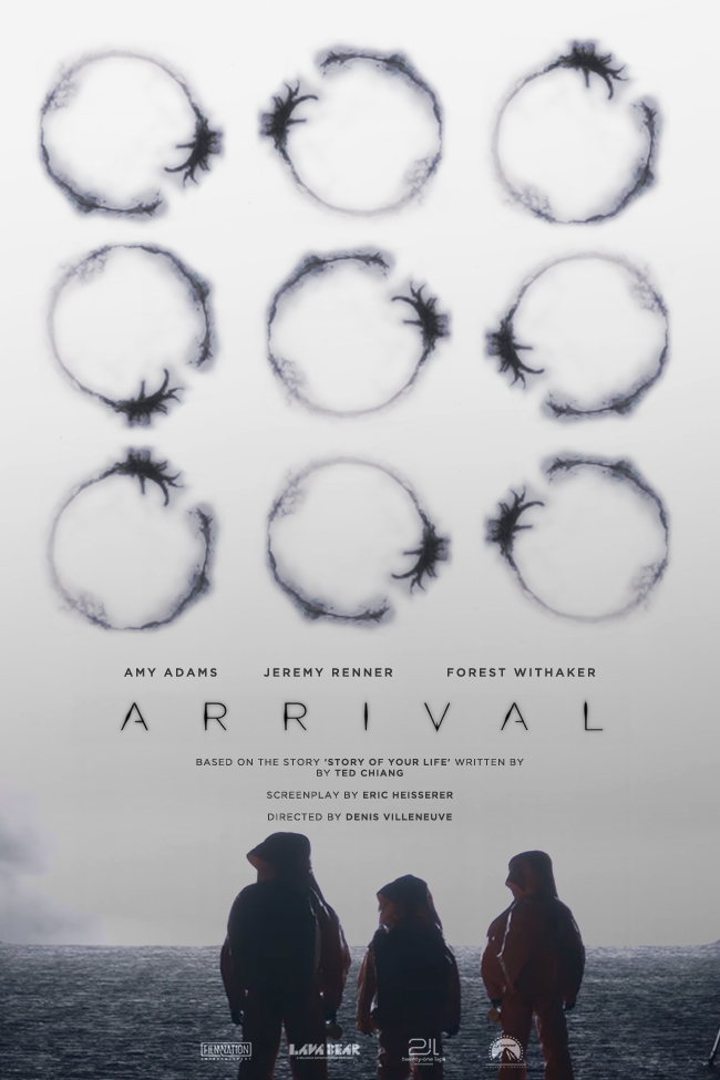 Arrival Movie Screening