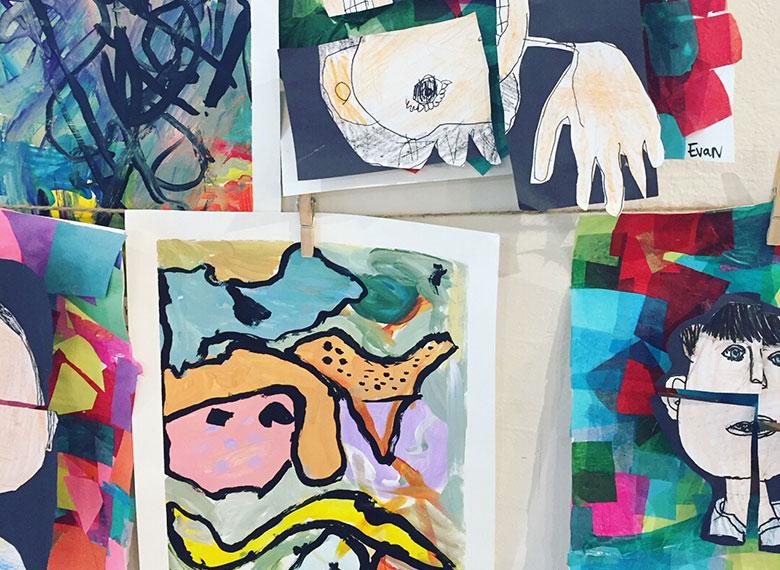 Children's Vacation & Summer Art Program