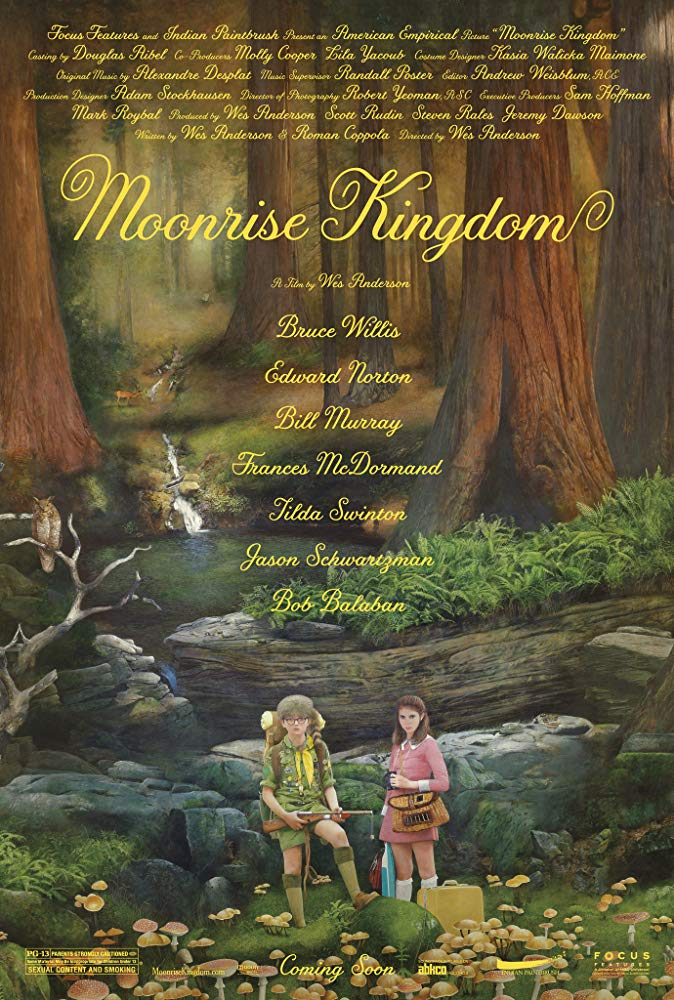 Moonrise Kingdom Movie Screening
