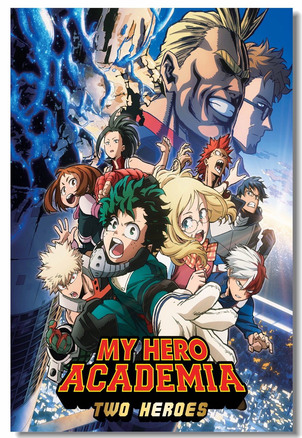 My Hero Academia: Two Heroes Anime Screening