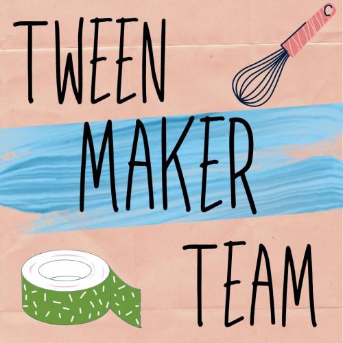 Tween Maker Team - S'mores Brownies!