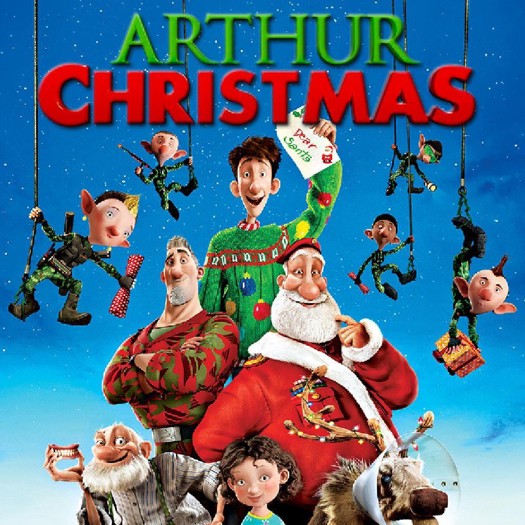 Arthur Christmas Movie Screening