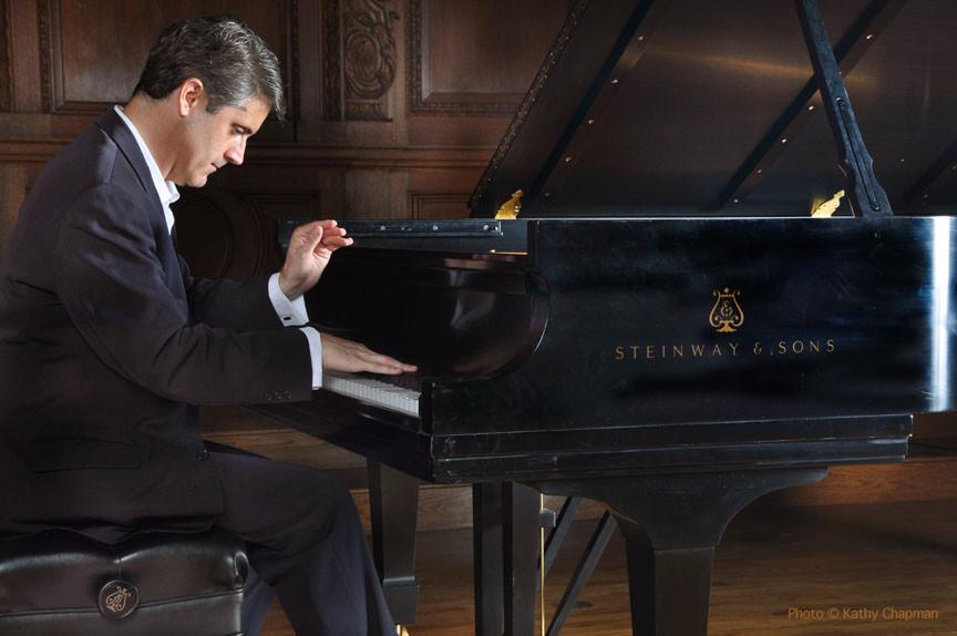 Stephen Porter on Piano
