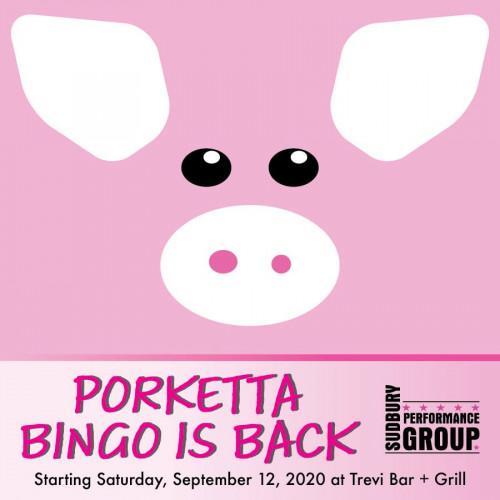 Porketta Bingo @ The Trevi