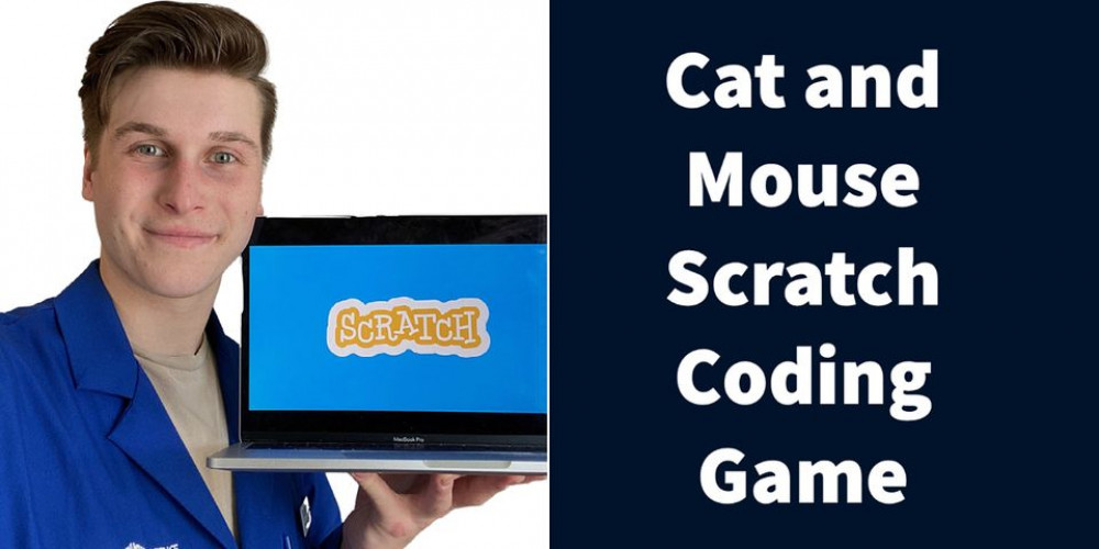 Cat and Mouse Scratch Coding Game