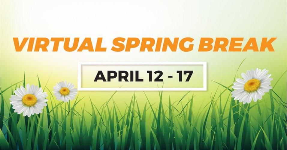 Virtual Spring Break