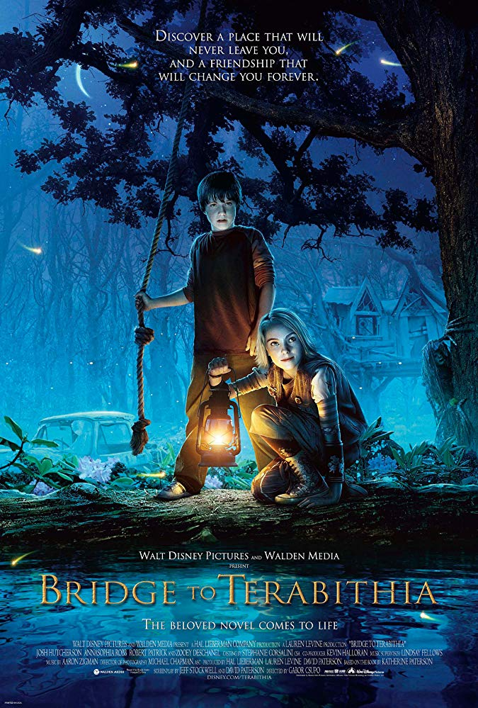 Bridge to Terabithia @ Beaver Island Community Center