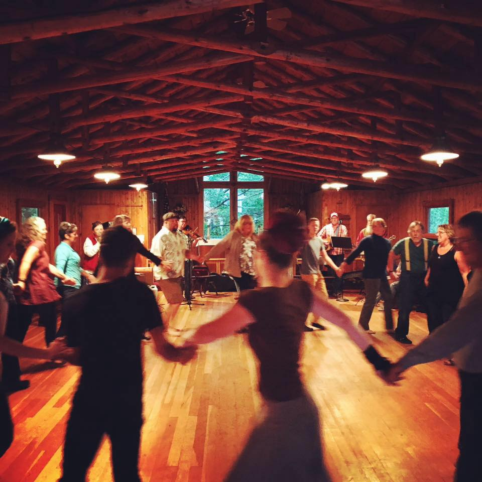 Be Happy Contra Dance Weekend @ St. James Episcopal Mission
