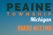 Peaine Township Board Meeting @ Conference Call