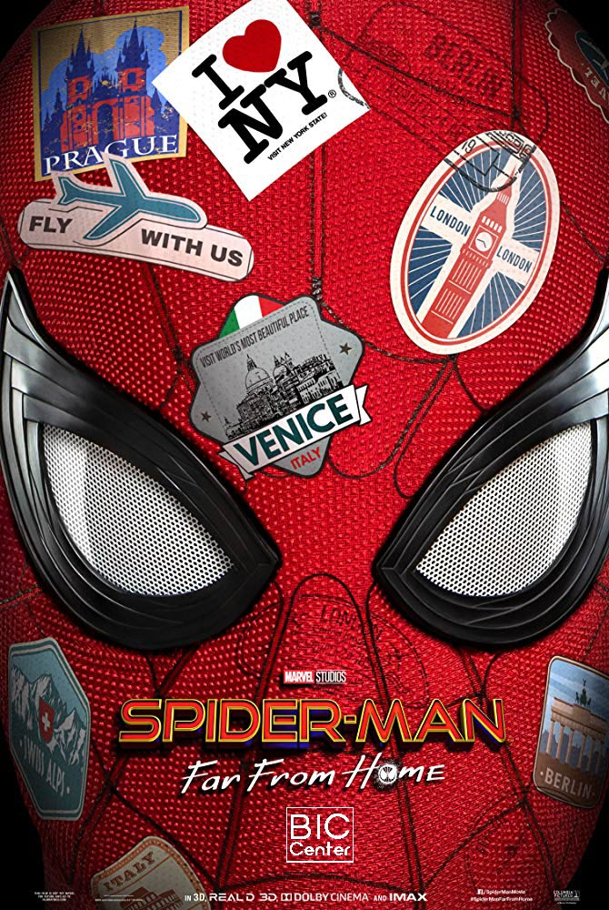 Spider-Man: Far From Home @ Beaver Island Community Center