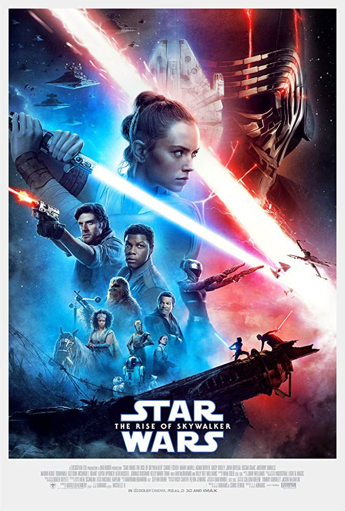 Star Wars: The Rise of Skywalker @ Beaver Island Community Center