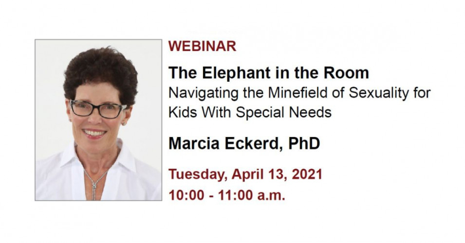 The Elephant in the Room: Navigating the Minefield of Sexuality for Kids With Special Needs
