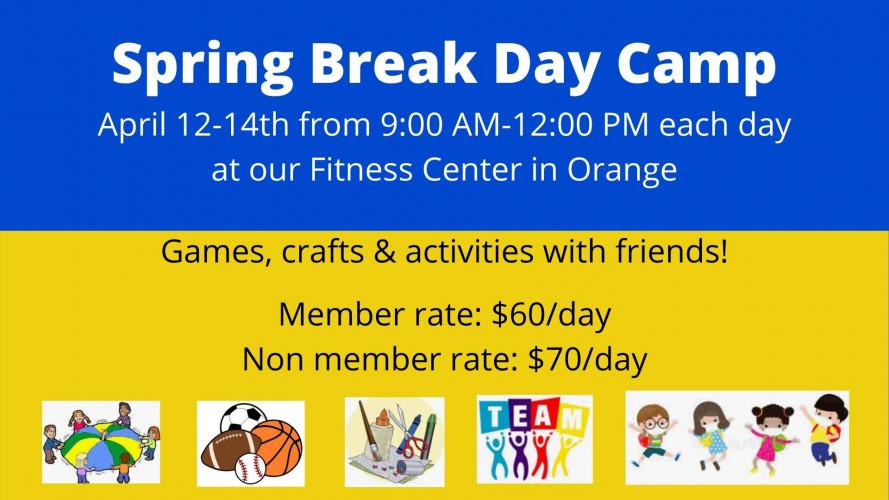 Spring Break Day Camp