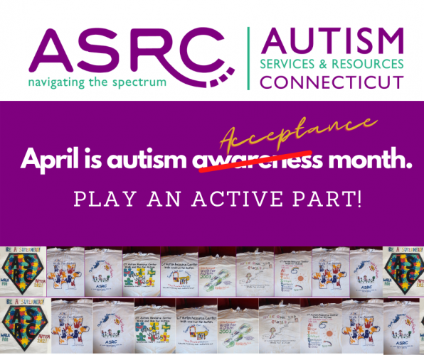 Autism Acceptance Month - Events and Contests