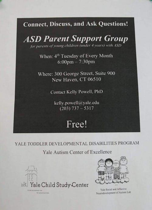 ASD Parent Support Group