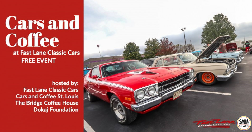 Cars and Coffee at Fast Lane Classic Cars