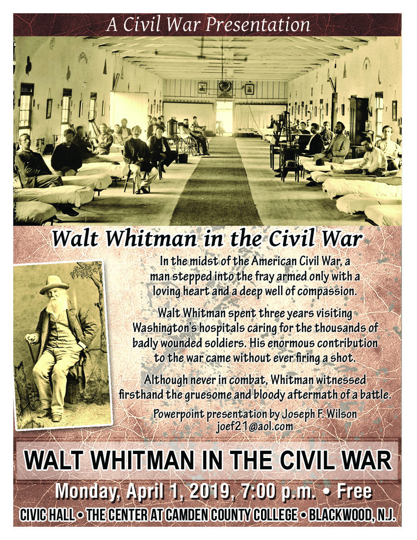 Walt Whitman in the Civil War