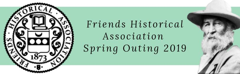 Celebrate Walt Whitman's Bicentennial with Friends Historical Association!