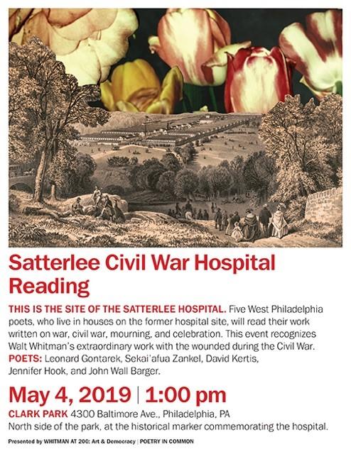 Satterlee Civil War Hospital Reading