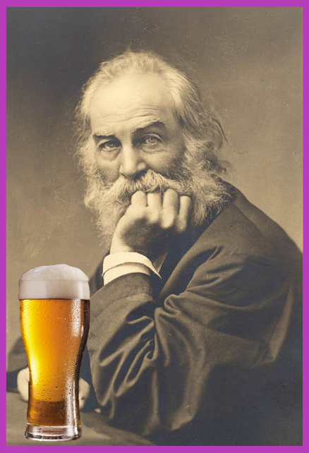 """Shades of Whitman: A """"Look-Alike"""" Contest"""