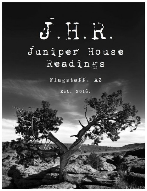 Juniper House Readings: The City Inside Me