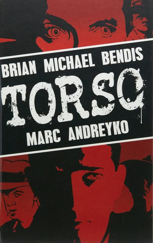 Cab Comics Book Club Torso with Brian Michael Bendis