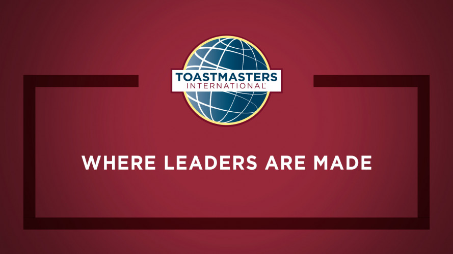 Toast of Flagastaff Toastmasters Meeting