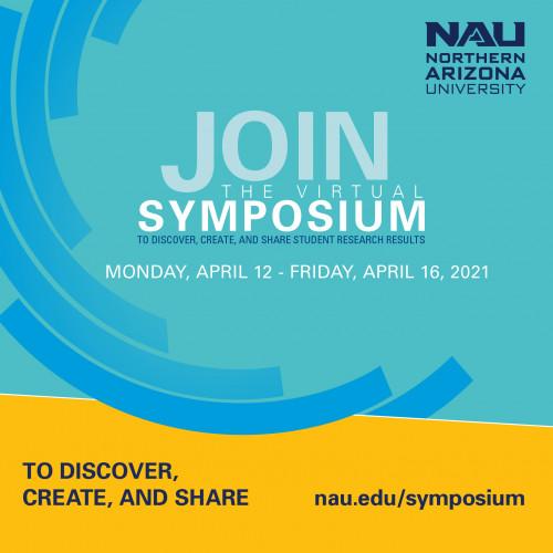 NAU's Virtual Undergraduate Symposium