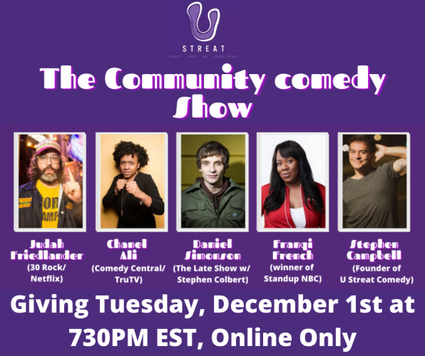 The Community Comedy Show