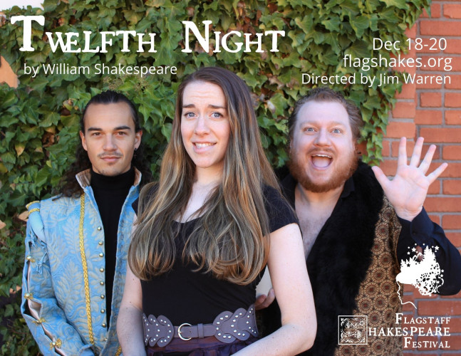 """Twelfth Night""- FlagShakes"