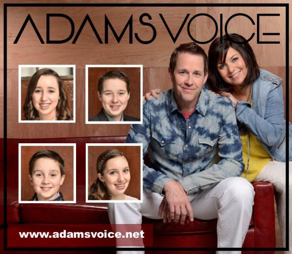 Adams Voice in concert